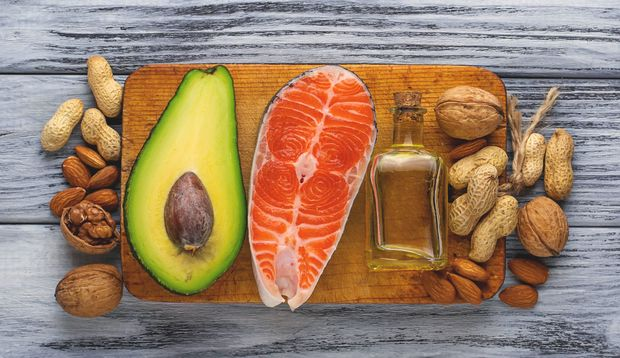 Gesunde Fette liefern leider auch viele Kalorien