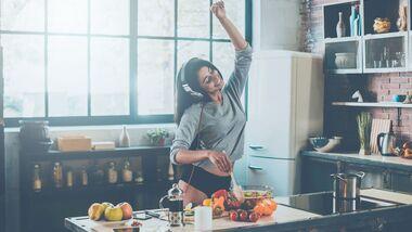 Gesunde Küche