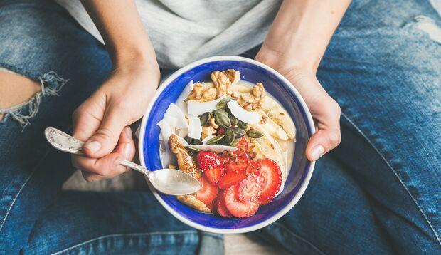 Gesunde Zutaten für Ihr Proteinmüsli
