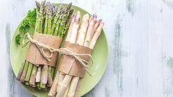 Gesunde und leckere Spargel-Rezepte