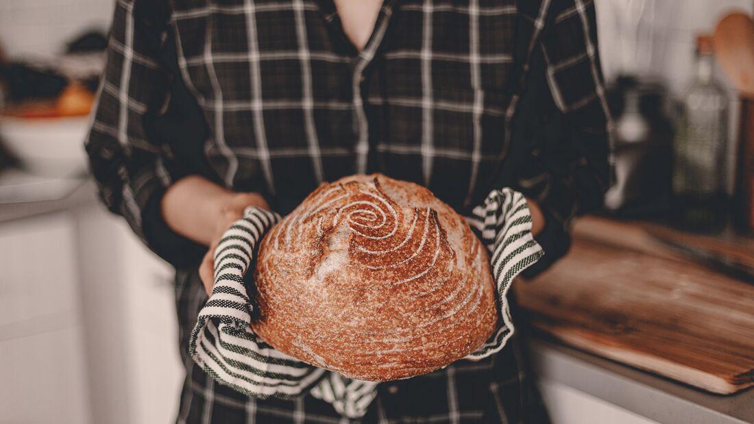 Gesundes Brot zu backen ist gar nicht schwierig, vor allem nicht, wenn du unsere Tipps beachtest