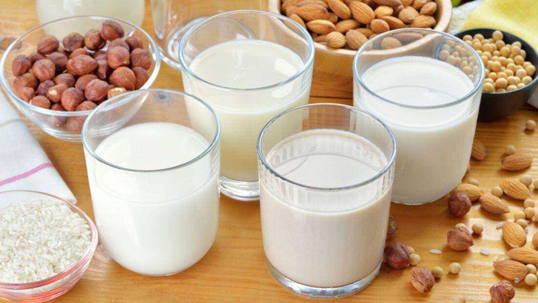 Getreidemilch ist nicht nur bei Veganern beliebt