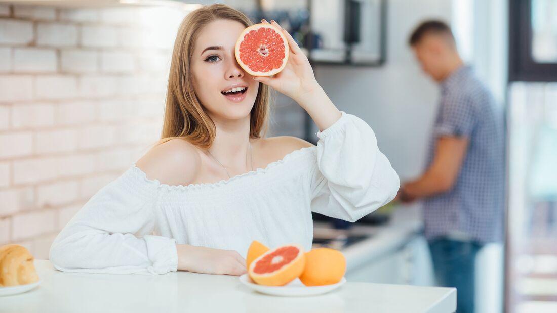 Vitamin C lässt Sie abnehmen