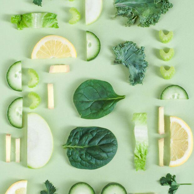 Grün wirkt beruhigend und erzeugt Harmonie