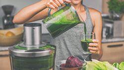 Grüne Smoothies sind beim Detoxen Pflicht