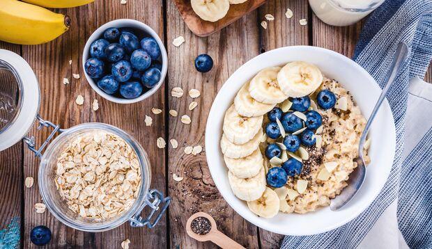 Haferflocken sind gesund, günstig und schmecken mega gut