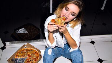 Heißhunger, der Drang nach Süßem, Salzigem oder Fettigem