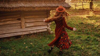 Herbstkleider für Frauen 2020