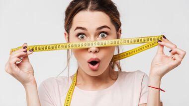 Hinter einer plötzlichen Gewichtszunahme kann auch eine Krankheit stecken