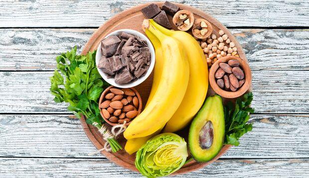 Hülsenfrüchte sind gute Magnesiumlieferanten