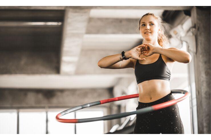 hula hoop reifen abnehmen kalorienverbrauch