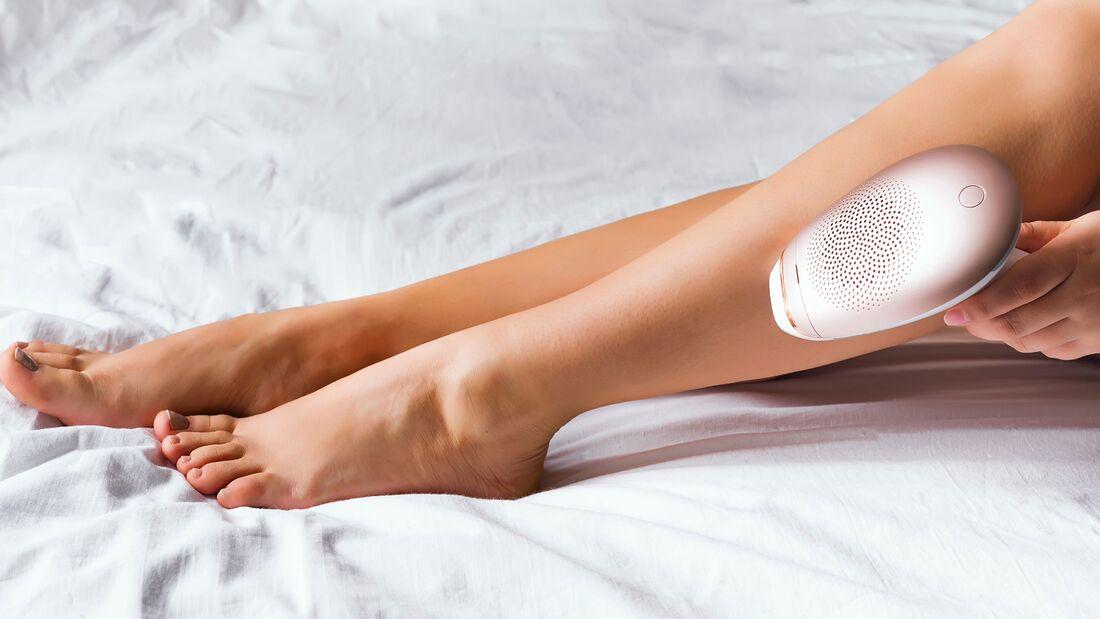 IPL für dauerhaft glatte Haut