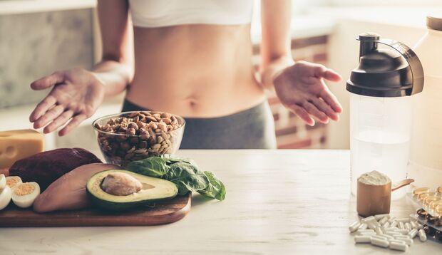 Ist Proteinpulver genauso gut wie natürliche Lebensmittel?