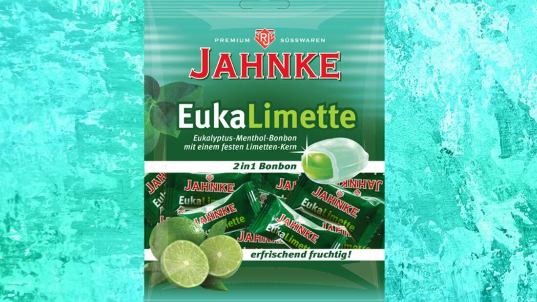 Jahnke EukaLimette gegen Mundgeruch