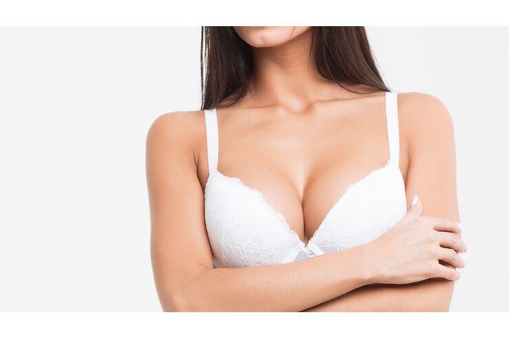 Aussehen brustvergrößerung natürlich Können Brustvergrößerungen