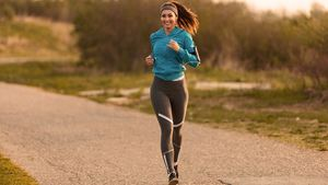 Joggen anfangen Laufeinstieg