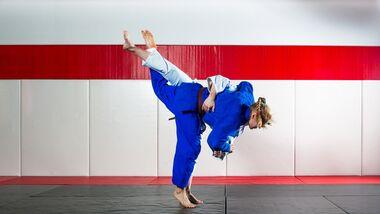 Judo ist ganzheitliches Training