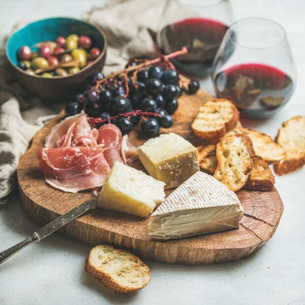 Käse geht immer!