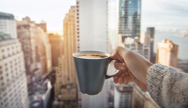 Kaffee ersetzt kein Frühstück