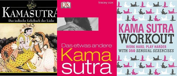Kamastra Bücher