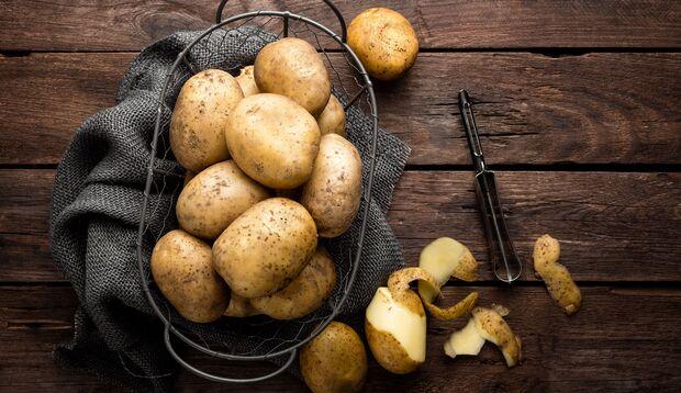 Kartoffel haben den besten Sättigungs-Index