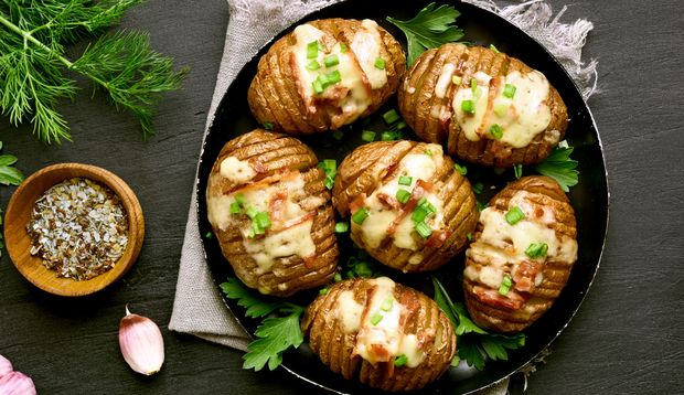 Kartoffeln machen gesund und glücklich