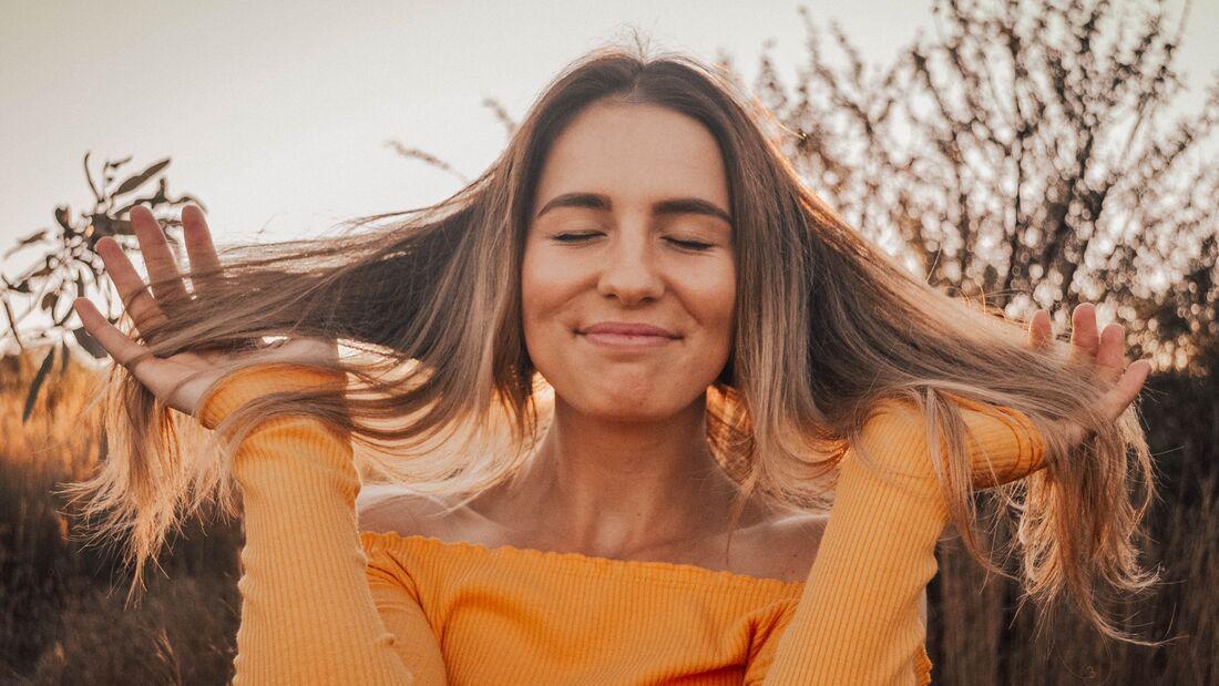 Keratin-Behandlung für glatte Haare
