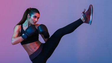Kickboxen für Frauen
