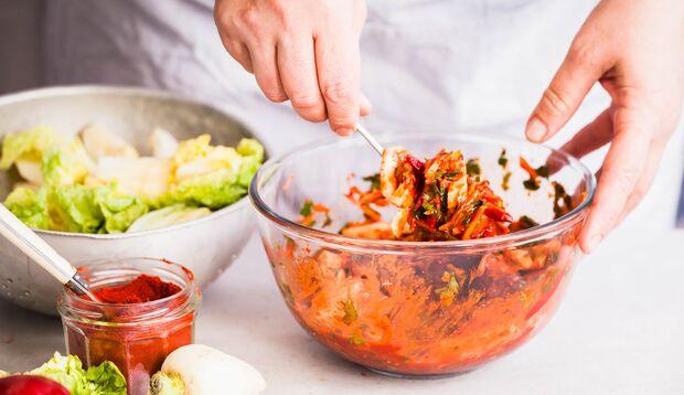 Kimchi selber zu machen lohnt sich