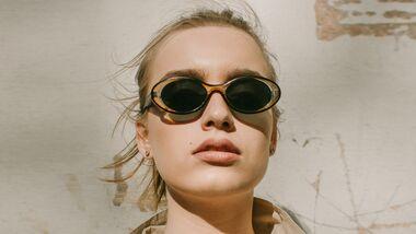 Kleine Gläser bestimmen die Sonnenbrillentrends 2019