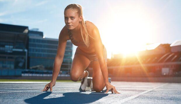Kleine Sprints verbessern Ihre Leistung