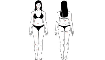 Wie man sein ganzes Körperfett verliert