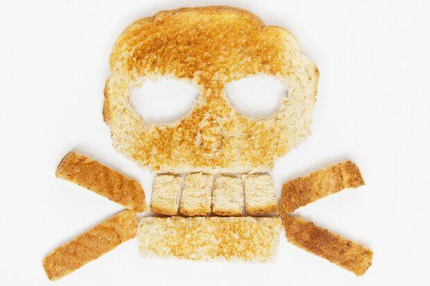 Kohlenhydrate aus Brot & Co. sind bei Low Carb nicht gern gesehen