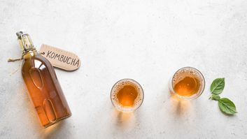 Kombucha Tee werden viele gesunde Wirkungen nachgesagt