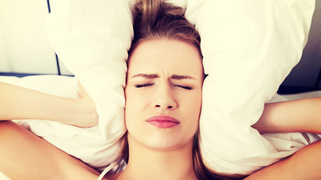 Kopfschmerzen am Morgen nach der Party