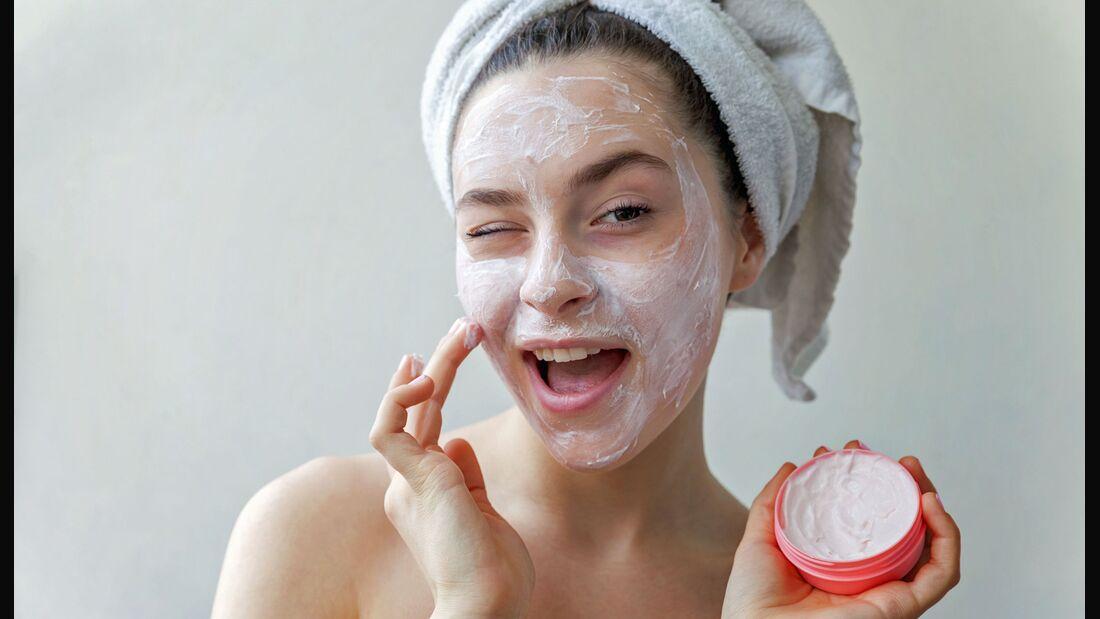 Kosmetik ohne Mikroplastik