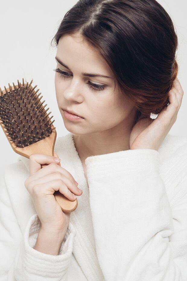 Krankhaftem Haarausfall entgegenwirken