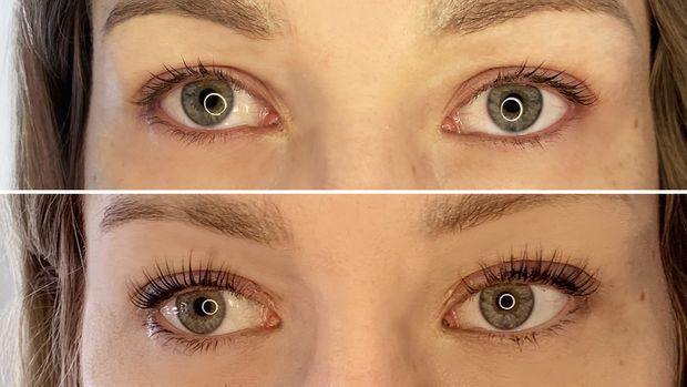 Lash-Lift im Test