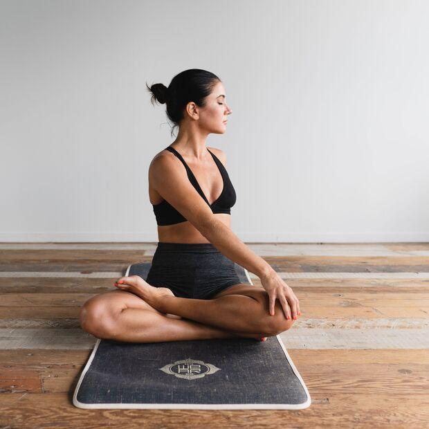 Lass dich darauf ein und du wirst spüren, was Yoga bewirken kann