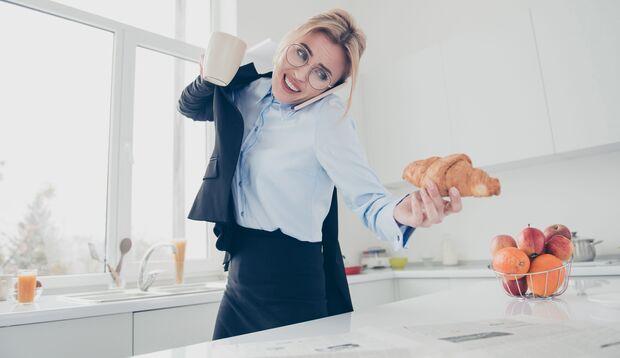 Lass dich durch Stress nicht zum Essen bringen