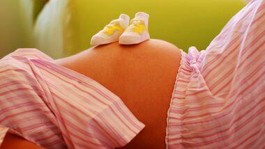 Laufen kann Schwangerschaftsübelkeit vermeiden