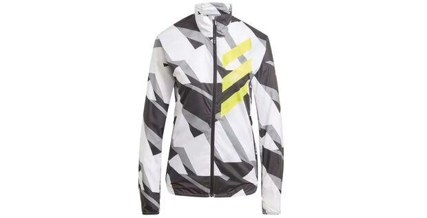 Laufjacke von Adidas, um 80 €