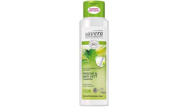 Lavera Shampoo Minze Zitronenmelisse