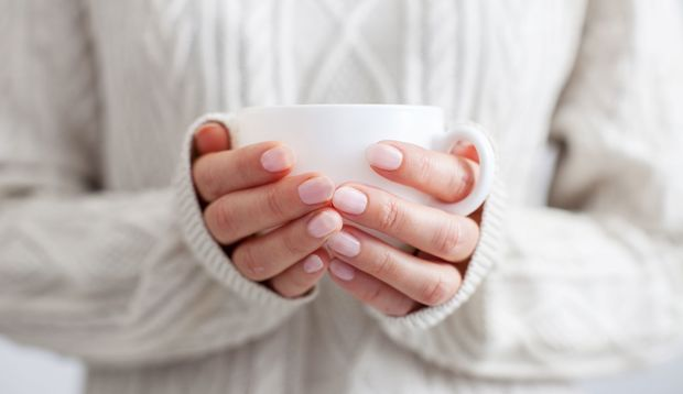 Leckerer Tee hilft, den Koffein-Jieper zu überlisten