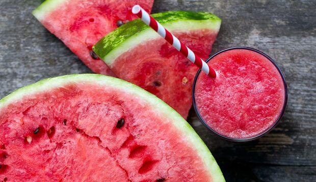 Leckerer Wassermelonen-Smoothie