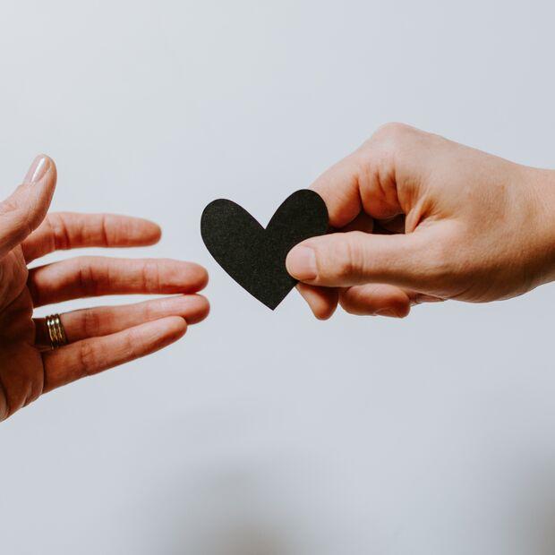 Liebe verschenken