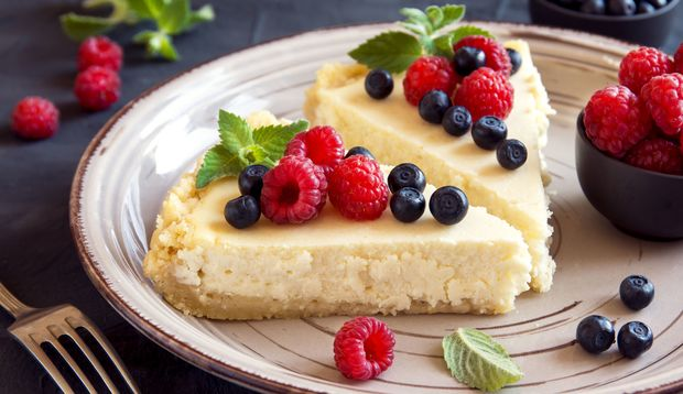 Low Carb Cheesecake? Mit Xylit kein Problem