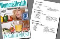 Low Carb Ernährungsplan 8 Wochen Vorschau