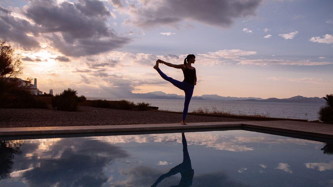 Machen Sie einen Yoga Urlaub!
