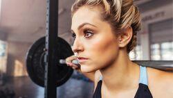 Make-up beim Sport ist erlaubt